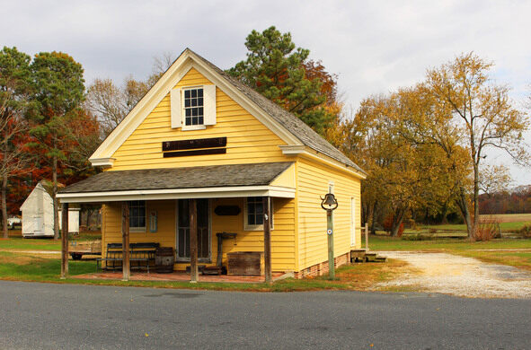 Bucktown Village Store – Cambridge, Maryland - Atlas Obscura