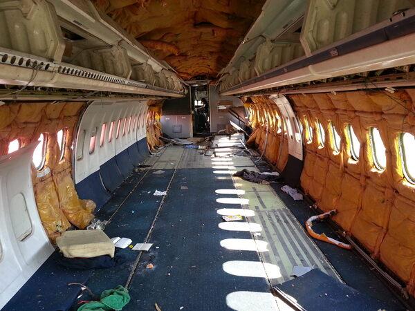 Bangkok Airplane Graveyard Bangkok Thailand Atlas Obscura
