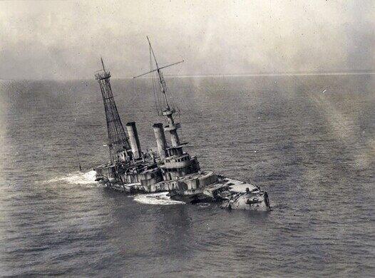 Wreck of the USS Massachusetts – Pensacola, Florida - Atlas Obscura