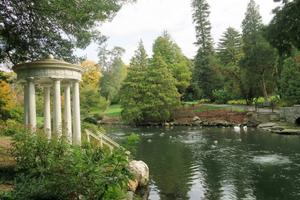 Swan Pond.