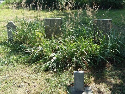 Huston Cemetery West Des Moines Iowa Atlas Obscura