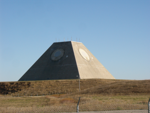 The Pyramid of North Dakota – Nekoma, North Dakota - Atlas