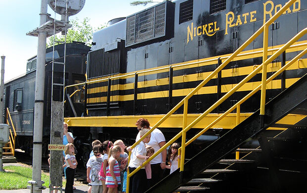 Mad River and NKP Railroad Museum