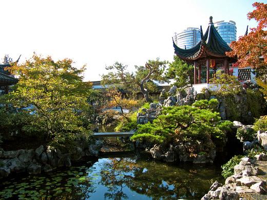 dr sun yat sen classical chinese garden vancouver canada atlas obscura