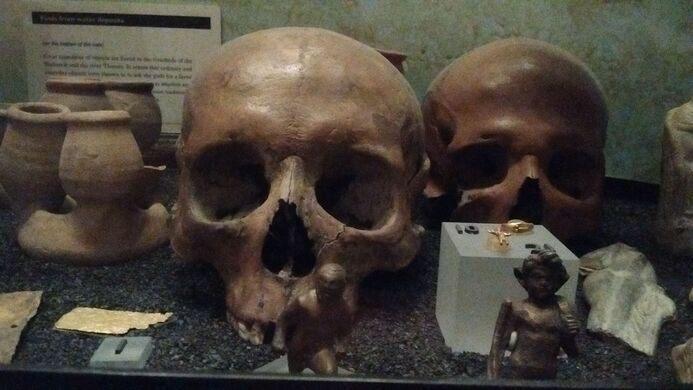 Walbrook Skulls