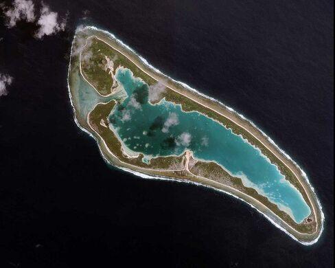 Nikumaroro Island Kiribati Atlas Obscura