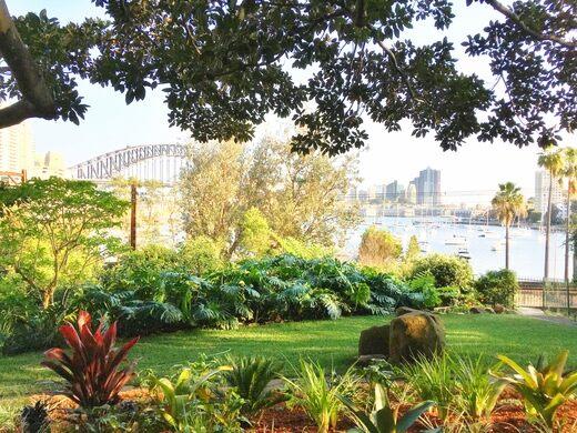 Wendy\'s Secret Garden – Lavender Bay, Australia - Atlas Obscura