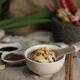 Chicken Rice gelato