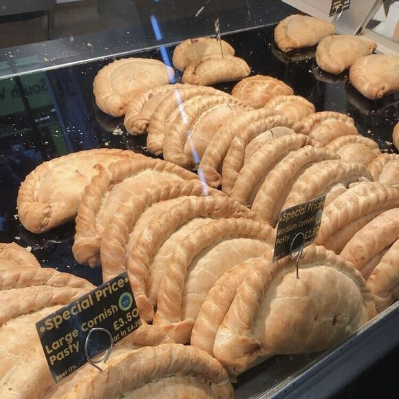 Image result for cornish pasty