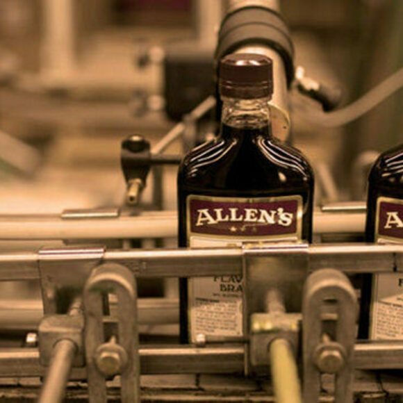 In Maine, Allen's Coffee Brandy is more than twice as popular as the next-most popular spirit.