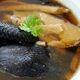 The black chicken soup at Boon Tong Kee, a Hainanese restaurant in Thailand.