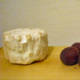 A mild moose milk cheese similar to Camembert.