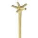A swizzle stick, also called le bois lele.