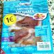 Mojama is available in small packs, presliced, in Spanish supermarkets.