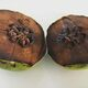 Initially astringent and inedible, the chocolate pudding fruit becomes sweet and mild when ripe.