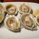 Bluff oysters are often served with sherry vinegar.