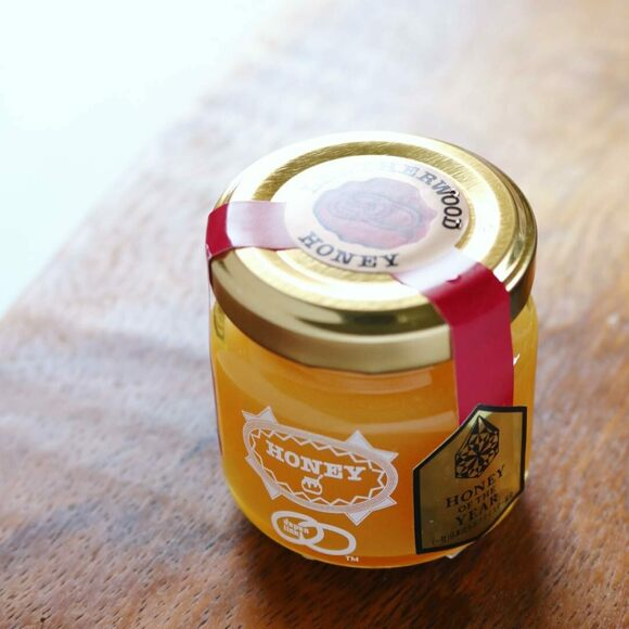 Leatherwood honey isn't extremely sweet, but it is a bit spicy.