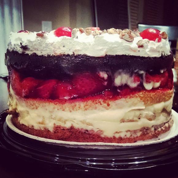 Wolf Bakery Atomic Cake