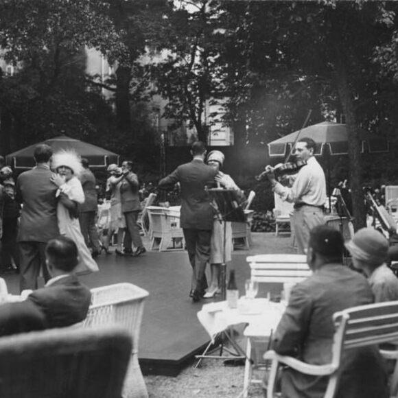 A tea-dance circa 1926.