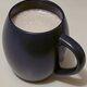 Horlicks malted milk drink in a mug