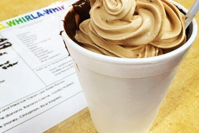 Whirla-Whip Ice Cream at Dakota Drug Co.