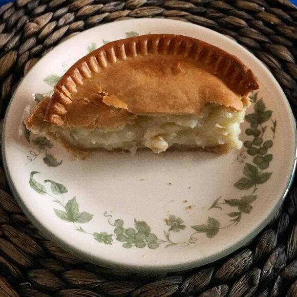 Lancashire Butter Pie Gastro Obscura