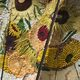 Detail of a float, depicting a Van Gogh painting