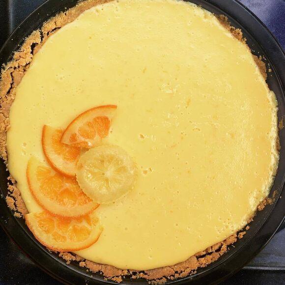Sour Orange Pie