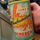 Screech: Jamaican rum bottled in Newfoundland.