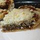 Wet-bottom Shoofly pie.