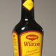 A German bottle of Maggie Würze.