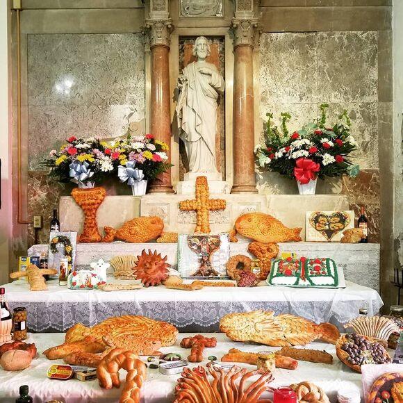 St. Joseph's Day Altars