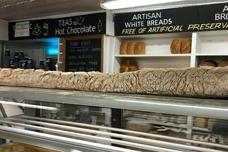 Conger Bread at Griffin's Bakery