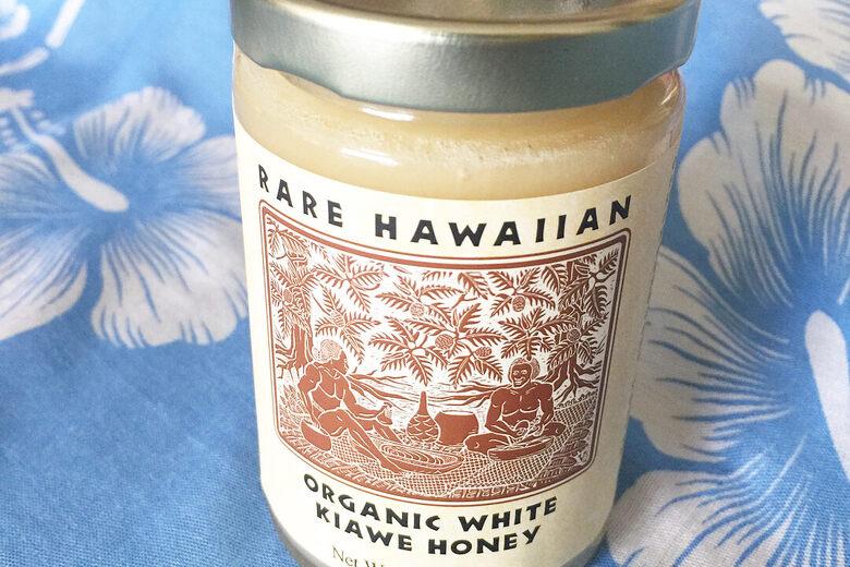 White Kiawe Honey