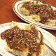 Peanut Butter Dumplings, from Montreal's Restaurant Beijing.