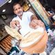 Lassi, the beverage that Indian people love to drink with bhang.