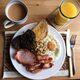 A full Welsh breakfast.