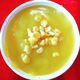 Atol de elote, where horchata meets corn chowder.