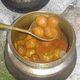Ristas, Kashmiri meatballs, in a paprika-saffron-fennel spice gravy.