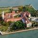 The monks' island monastery.