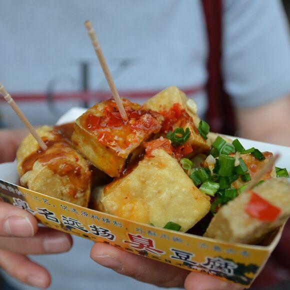 Stinky Tofu - Gastro Obscura