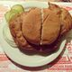A brain sandwich from the Hilltop Inn in Evansville, Indiana.