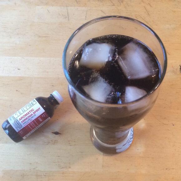 Ammoniated Coca-Cola - Gastro Obscura