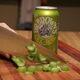 Green, sugary, celery-flavored soda.