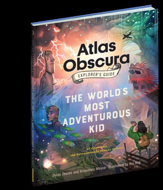 an explorer s guide to the world s hidden wonders atlas obscura rh atlasobscura com SWTOR Explorer's Guide Explorer's Guide LLC